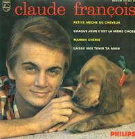 Claude FRANCOIS Petite Mèche De Cheveux - Maman Chérie - ...