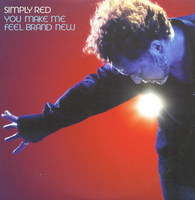 SIMPLY RED You Make Me Feel Brand New (hors commerce)
