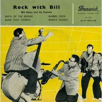Bill HALEY Rock With Bill