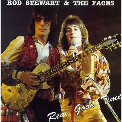 Real Good Time By Rod Stewart Amp The Faces Cd With