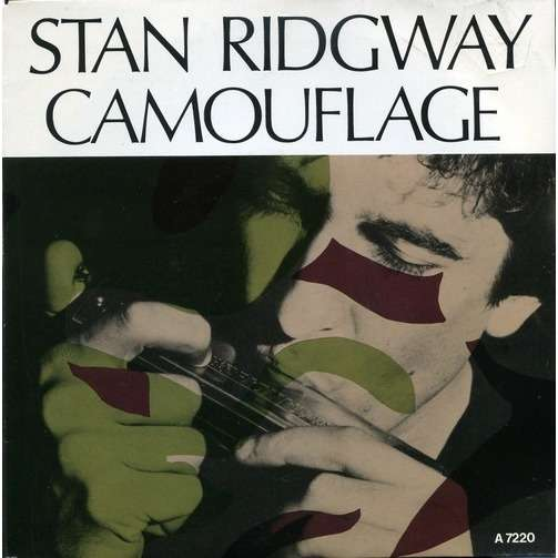 Camouflage Edited Mix Salesman By Stan Ridgway Sp