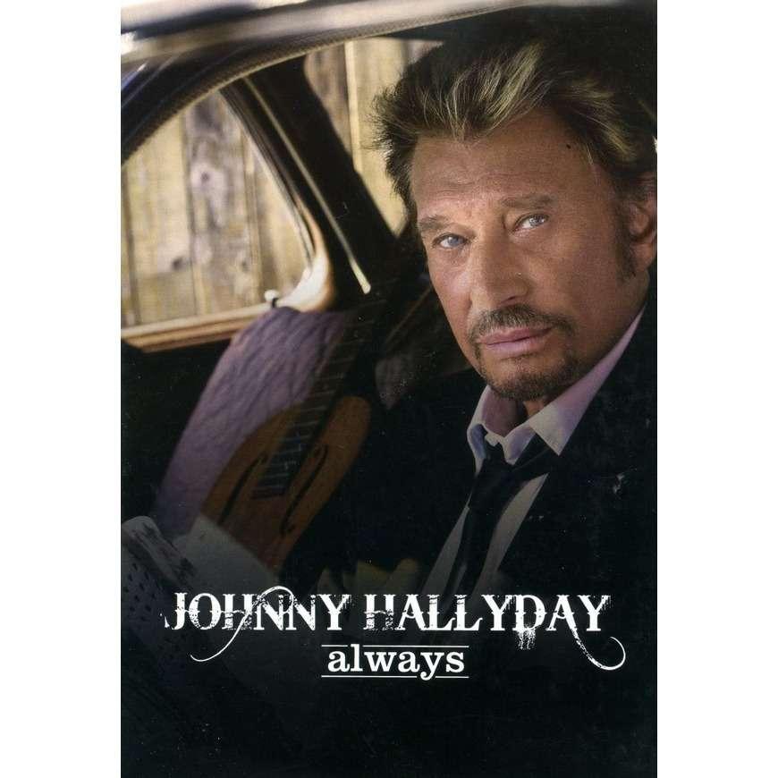 johnny hallyday always (hors commerce)