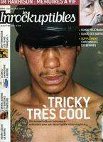 TRICKY Les Inrockuptibles N°390 (mai 2003)