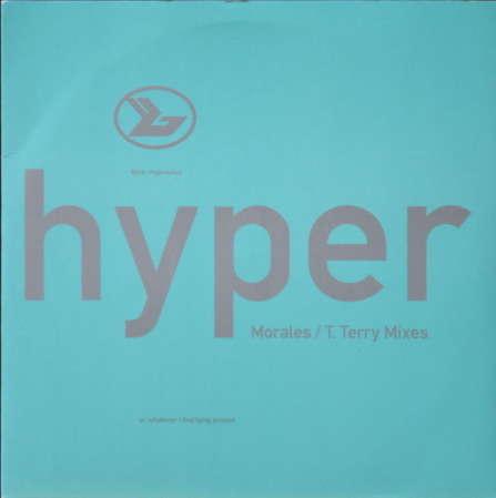 BJÖRK - Hyperballad (D.Morales - T.Terry Mixes) [hors commerce] - Maxi 45T