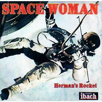 herman's rocket -j.p. massiera space woman (electro disco)