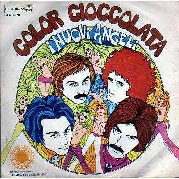 Color cioccolata