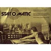 STAT-O-MATIC éloigne d'une manière continue l'électricité statique du disque