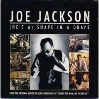 JACKSON JOE ( he's a )  shape in a drape / speedway