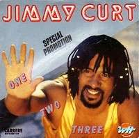 CURT JIMMY ONE TWO THREE / BUILD the BRIDGE ( promo - hors commerce )