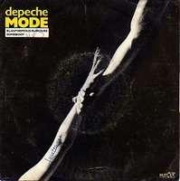 DEPECHE MODE somebody / blasphemous rumours ( france )