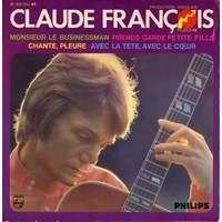 FRANCOIS CLAUDE avec la tete, avec le coeur +  3