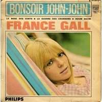 GALL  FRANCE bonsoir john-john ( hommage a john kennedy jr. - 11eme ep)  +  3