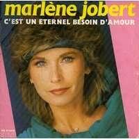 JOBERT MARLÉNE C'EST UN ETERNEL BESOIN D'AMOUR  / peux pas le dire