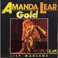 LEAR  AMANDA GOLD / LILY  MARLENE ( en allemand )