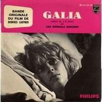 LES SWINGLE SINGERS /  MICHEL MAGNE B.O.F du film GALIA  : largo + 3