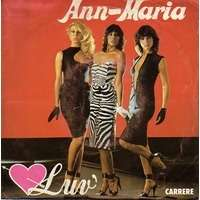 LUV' ANN - MARIA  /  FLASH