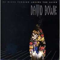 BOWIE DAVID loving the alien ( remix ) / don't look down ( remix )