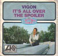 VIGON IT' S ALL OVER  /  THE SPOLIER