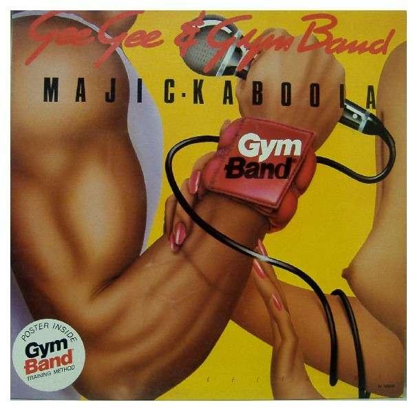 GeeGee & Gym Band - Majic-Kaboola