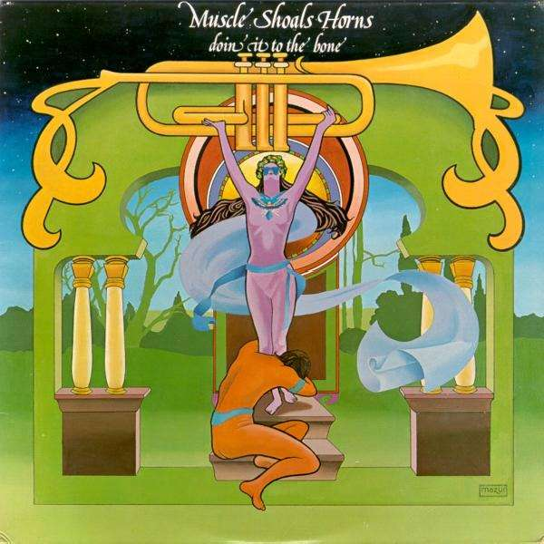Muscle Shoals Horns Born To Get Down Born To Mess Around