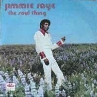 jimmie raye the soul thing