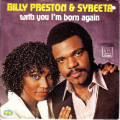 BILLY PRESTON & SYREETA - with you i'm born again / sok-it, rocket