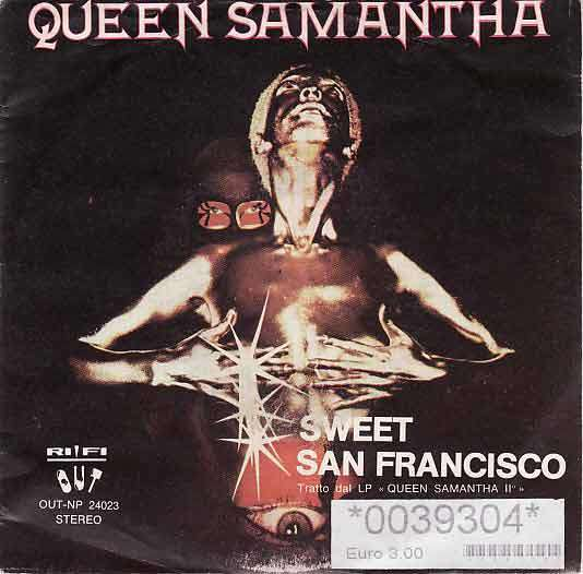 QUEEN SAMANTHA - sweet san francisco / what's in your mind