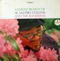 AL JAZZBO COLLINS - a lovely bunch of al jazzbo collins