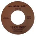 OLDE ENGLISH 800 - it is the power / power break