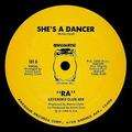 RA - she's a dancer (extended club mix) / (instro)