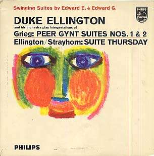 DUKE ELLINGTON - swinging suites by edward e. & edward. g.