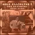 DUKE ELLINGTON - the beginning 1926-1928