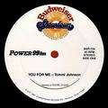 TOMMI JOHNSON - you for me