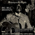 BIG BILL BROONZY - portraits in blues