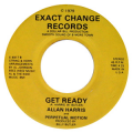 ALLAN HARRIS AND PERPETUAL MOTION - get ready / just let me know