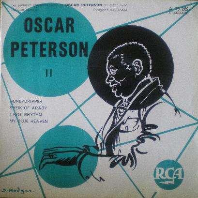 OSCAR PETERSON - oscar peterson ii