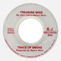TRACE OF SMOKE - treasure mind / u.r.
