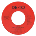 DEE EDWARDS - (i can) deal with that / possess me