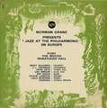 DIZZY GILLESPIE, STAN GETZ, J.J. JOHNSON - jazz at the philarmonic en europe volume 4