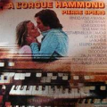 PIERRE SPIERS - a l'orgue hammond