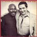 ART PEPPER, GEORGE CABLES - goin' home