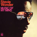 STEVIE WONDER - music of my mind