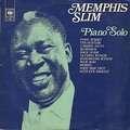 MEMPHIS SLIM - piano solo