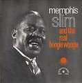 MEMPHIS SLIM - and the real boogie-woogie