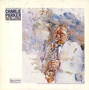 CHARLIE PARKER - one night in washington