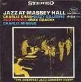 CHARLIE PARKER, GILLESPIE, MINGUS.. - jazz at massey hall