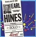EARL HINES - live !