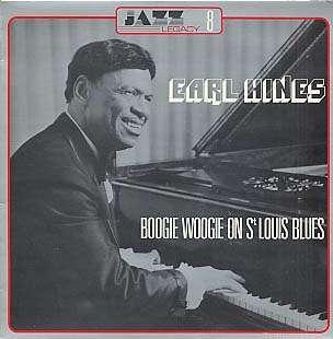 EARL HINES - boogie woogie on st louis blues