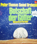 PETER THOMAS SOUND ORCHESTRA - botschaft der götter (mysteries of the gods)