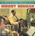 WOODY HERMAN - the new swingin' herman herd
